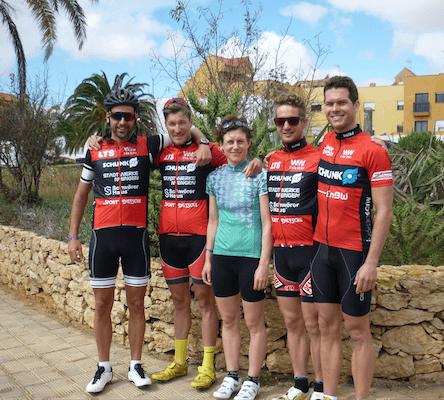 Trainingsgruppe Fuerteventura